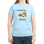 Fueled by Pizza Women's Light T-Shirt