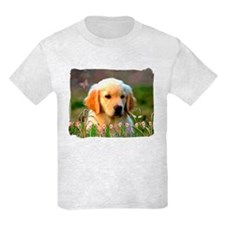 Austin, Retriever Puppy T-Shirt