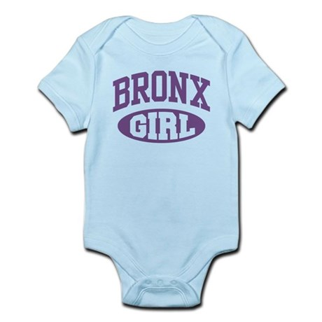 Bronx Girl Infant Creeper
