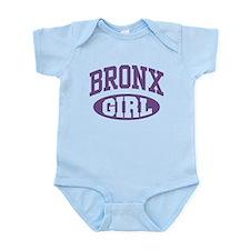 Bronx Girl Infant Creeper