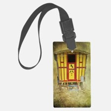Romany Home Luggage Tag