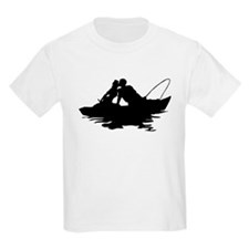 Couple Fishing T-Shirt