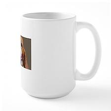 Basset Hound Birthday Card Mug