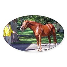 SECRETARIAT Decal
