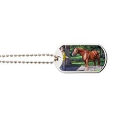 SECRETARIAT Dog Tags