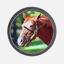 SECRETARIAT Wall Clock