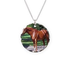 SECRETARIAT Necklace