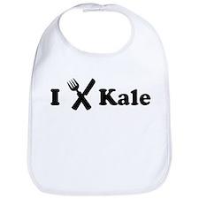 I Eat Kale Bib