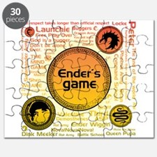 Morning Sun Ender's Game Collection Puzzle