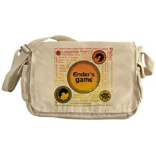 Morning Sun Ender's Game Collection Messenger Bag