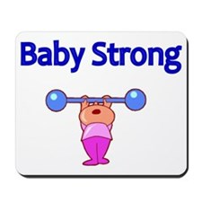 Baby Strong Mousepad
