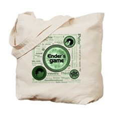 Green Ender's Game Collection Tote Bag