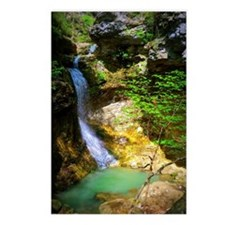 Eden Falls at Lost Valley Postcards (Package of 8)