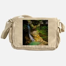 Eden Falls at Lost Valley Messenger Bag
