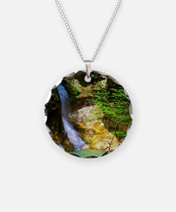 Eden Falls at Lost Valley Necklace