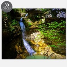 Eden Falls at Lost Valley Puzzle
