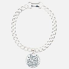 not-alone-LTT Bracelet