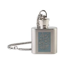 not-alone-CRD Flask Necklace