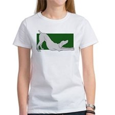 Stretching Weim Light 2 Sided T-Shirt