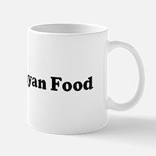 I Eat Uruguayan Food Mug