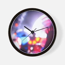 DJ Concert Wall Clock