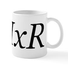 OHM's Law Formula Mug