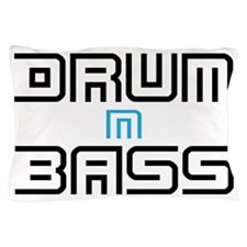 Drum N Bass Pillow Case