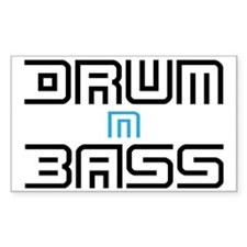 Drum N Bass Decal