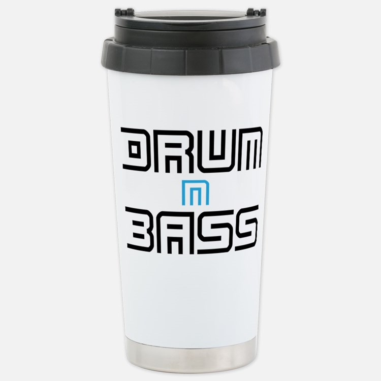 Drum N Bass Travel Mug