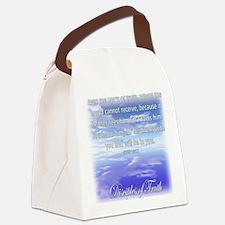 DOT Comnunity Canvas Lunch Bag