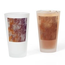 ELECTRIC-RUST Drinking Glass