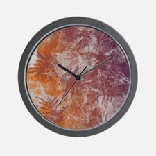 ELECTRIC-RUST Wall Clock