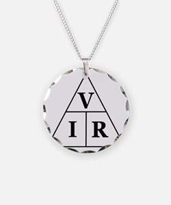 OHM's Law Triangle Necklace