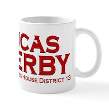 Lucas Overby Mug