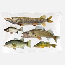 All fish Pillow Case