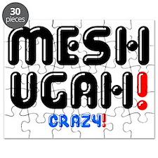MESHUGAH - HEBREW - CRAZY! Puzzle