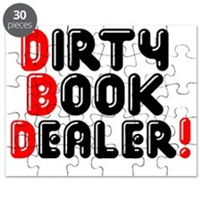 DIRTY BOOK DEALER! Puzzle