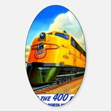 Ride the 400 Fleet Decal