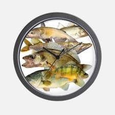 All fish 2 Wall Clock