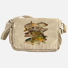 All fish 2 Messenger Bag
