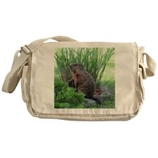 Groundhog Messenger Bag