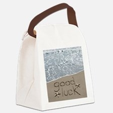 good luck Canvas Lunch Bag