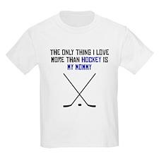 Hockey Mommy T-Shirt