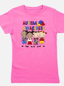 Autism Awareness Girl's Tee