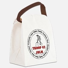 troop 62 Canvas Lunch Bag