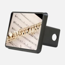 Flute and Music Hitch Cover