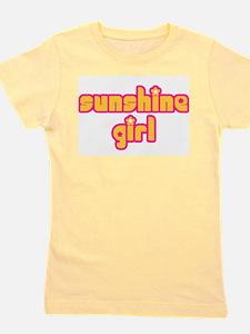 Sunshine Girl Ash Grey T-Shirt