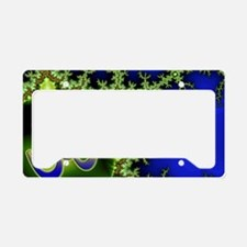 Aum Om Namaste Yoga License Plate Holder