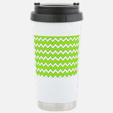 Chevron Zigzag Pattern  Travel Mug