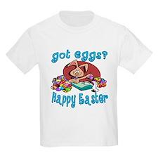 Got Eggs? Bunny T-Shirt